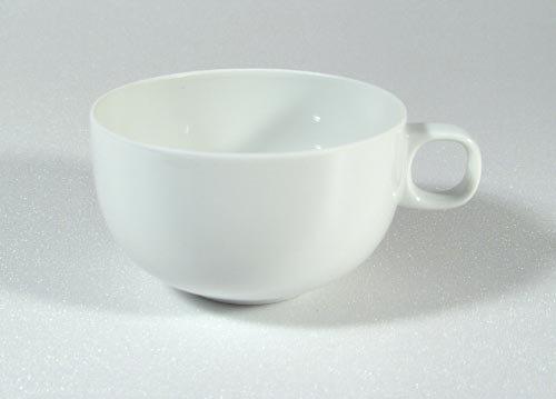 19600-serie (Rosenthal - Moon Tee-Obertasse Weiß 0,27 l)