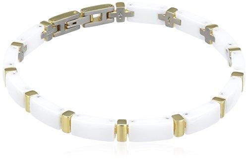 Boccia Damen-Armband Titan Keramik 21 cm - 0371-05 -
