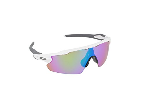 Oakley Gafas de sol Sonnenbrille Radar Pitch Polished White, 1