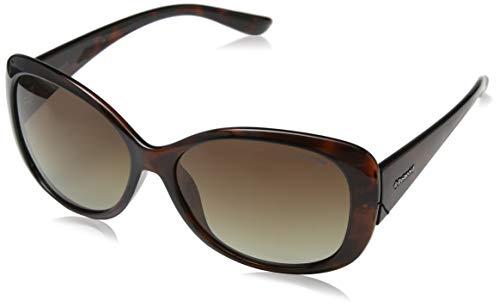 Polaroid - P8317 - Sonnenbrille Damen Rechteckig - Leichtes Material - Polarisiert - Schutzkasten inklusiv