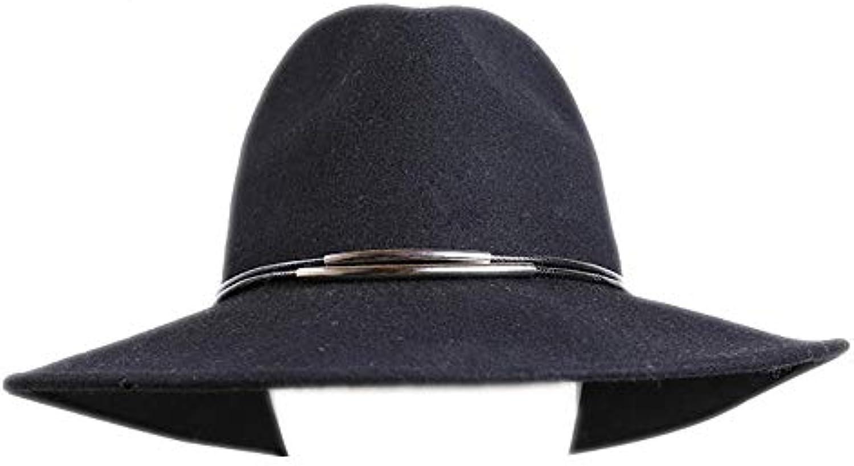 JunBo Cappello Grande Cappello JunBo Lungo di Moda Jazz Parent 79b82a ae3fd1cfface