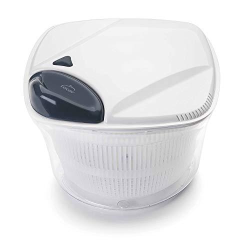 Lacor 61403 – Essoreuse à poignée en Plastique, Blanc