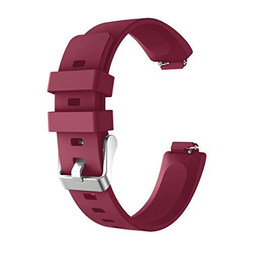 Yallylunn Silikonband Multi Color Optional Verstellbares Armband Wasserdicht Anti Schweiß Schmutzig Geeignet FüR Schulbesuche GeschäFtstreffen TäGliche Abnutzung