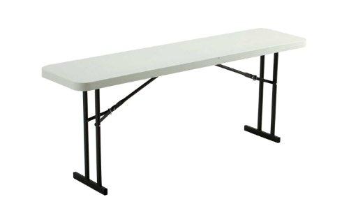 Lifetime Table Conférence Gris 183 x 46 x 71,4 cm 80176