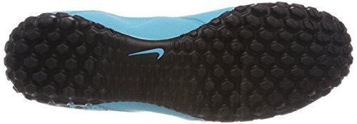 Nike bombax TF, Chaussures de Football Homme Bleu (Gamma Bluewhiteblack 411)
