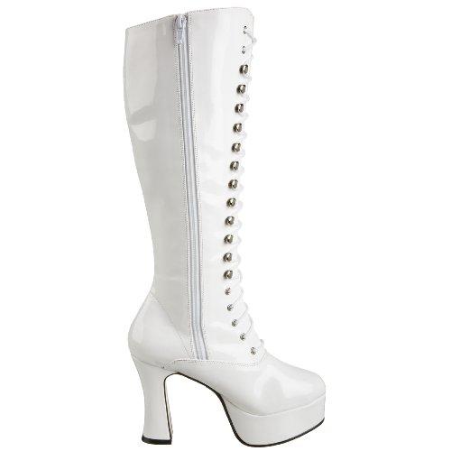 Pleaser Exo2020, Stivali Da Donna Bianchi