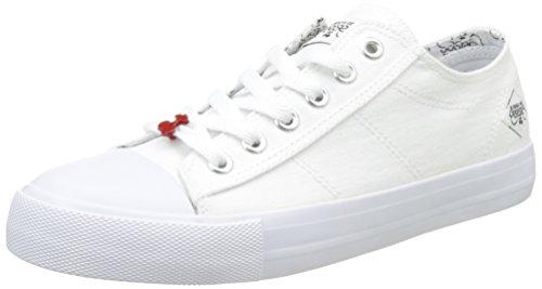 Il Tempo Delle Ciliegie Origine Damen Bianco Flach (bianco)