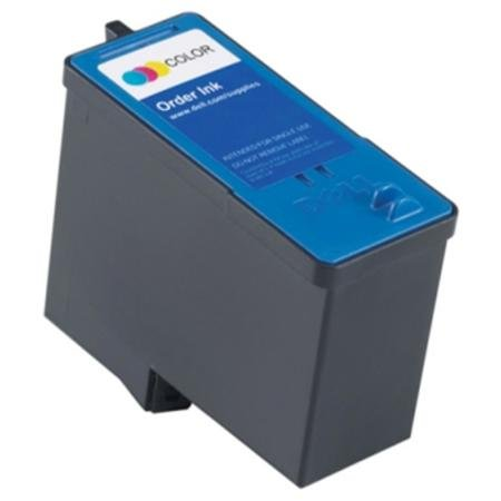 Dell 592-10091 (Serie 5) Farbe Original Tintenpatrone mit hoher Kapazität (M4646) (Farbe M4646 Dell)