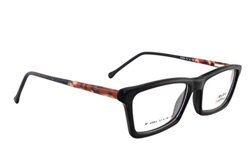 DOUBLE BATTERY (M4984 C-2) Full Rim Rectangle Spectacles/ Glasses, Black color Full Frame Eye wear for men|women  available at amazon for Rs.900