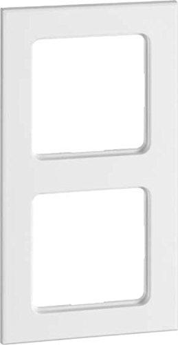 Preisvergleich Produktbild Peha Rahmen 2-fach anth lack D 20.572.64 T waage/senkrecht AURA Abdeckrahmen 4010105174212