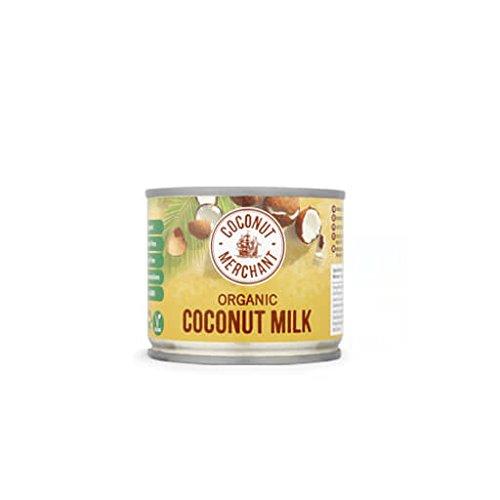 Bio-Kokosmilch Coconut Merchant 200ml x 6