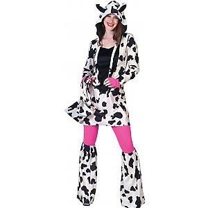 sexy Kuh Blacky Kuhkostüm Karneval Fasching Kostüm (Kostüme Kuh Sexy)