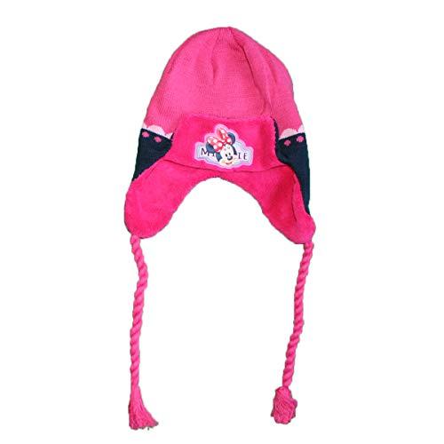 Minnie - cappello - ragazza rosa 54 cm