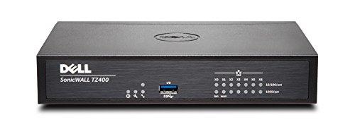 Dell SonicWALL tz400+ NFR 1300MBit/s Firewalls (Hardware)–Firewalls (Hardware) (1300MBit/s, 1000Mbit/s, 900Mbit/s, 802.11a, 802.11ac, 802.11N, IEEE 802.11a, IEEE 802.11ac, IEEE 802.11N, kabelgebunden)