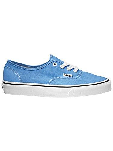 Vans U Authentic Vintage Floral, Sneakers Basses mixte adulte Bleu