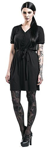 Pussy Deluxe Black Stories Robe noir Noir