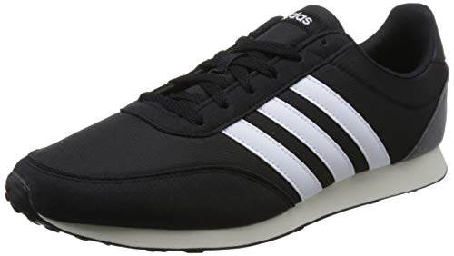 huge selection of 6d45f f7923 adidas V Racer 2.0, Chaussures de Running Homme, Noir (Core BlackSolar