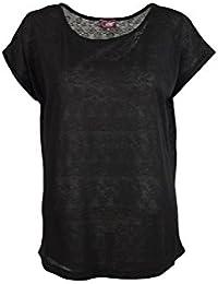 Coline - Tee shirt femme uni sans manche