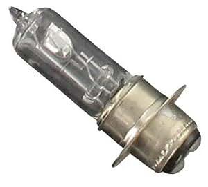 Xfight-Parts Birne Halogen 12V 25/25W Sockel P15D-25-1