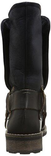 Buffalo London, Boots femme Noir (Black 01)