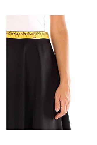 011855201555 Moschino Jupes Femme Laine Noir Noir