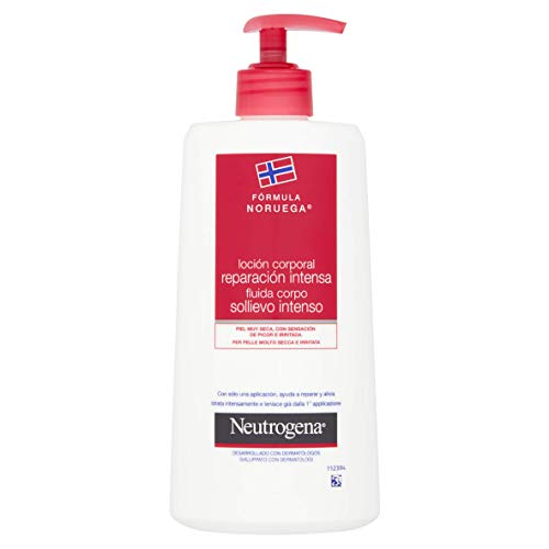 Neutrogena BODY LOTION 400ML REPARACION INTENSIVE