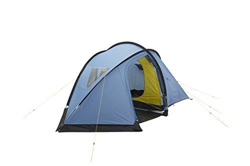 Grand Canyon Annapolis 3 – Campingzelt (3-Personen-Zelt), blau/schwarz, 302203 - 3