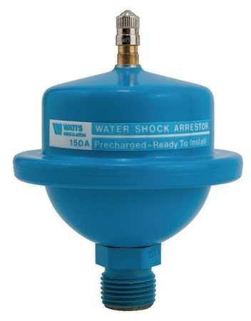 Water Hammer Arrestor, 1/2 In NPT, 150 psi by Watts