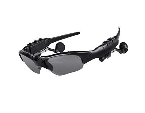 JFFFFWI Bluetooth-Sonnenbrille, Open Ear Audio-Sonnenbrille mit polarisierten Schutzgläsern, Sport-Headset-Brille im Unisex-Design für alle Editionen von Smartphones