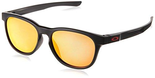 Oakley Herren Stringer 931516 Sonnenbrille, Schwarz (Negro Mate), 0