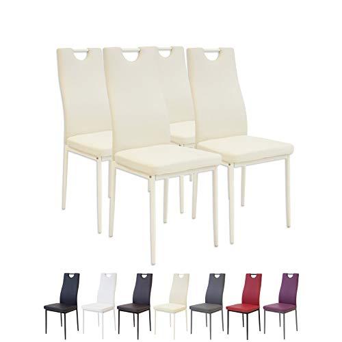 Albatros SALERNO Set di sedie da pranzo