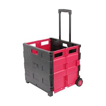 UPP® Shopping Cart mit Deckel/Einkaufswagen