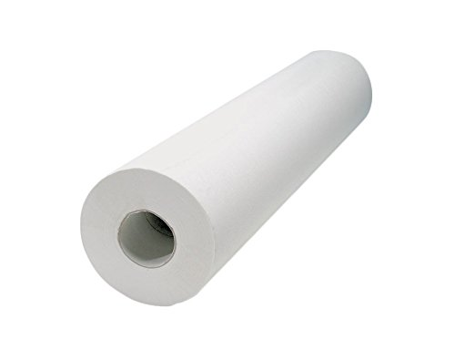 FARMAC ZABBAN 2200770000Rollen für Kinderbett Rollen in weißes Papier 70MT X 60cm doppelt Velo(6 Stück)