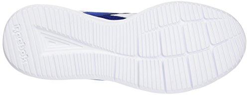 Reebok Royal EC Ride, Scarpe da Corsa Uomo Blu / Bianco (Collegiate Royal/White)