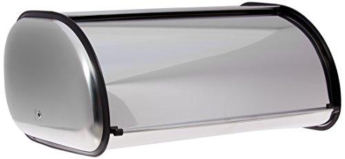 Preisvergleich Produktbild Home-it Stainless Steel Bread Box for kitchen,  bread bin,  bread storage Bread holder 16.5x10x8 by Home-it