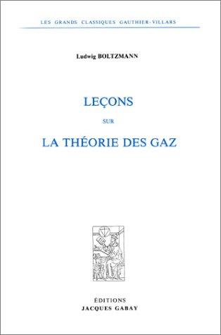 Leçons sur la théorie des gaz