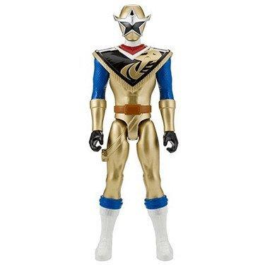 Power Rangers Bandai – 43620 Ninja Steel – Gold Ranger – 30cm Actionfigur