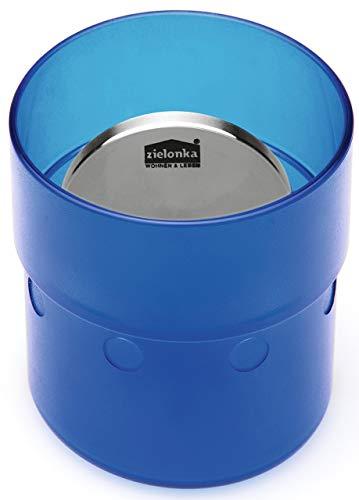 Zielonka 15028 - Absorbe olores para nevera, color azul