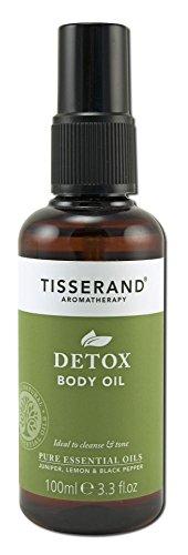 Tisserand Detox Body Oil 100 ml (Töne Zitrone Pfeffer)