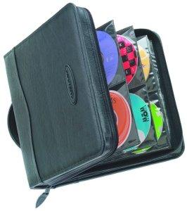 CD Ordner aus Koskin fuer 208 CDs oder 104 CDs mit Booklet Koskin Dvd Wallet