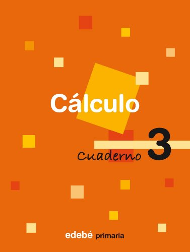 Cuaderno 3 Cálculo - 9788423688883