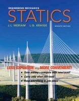 Engineering Mechanics: Statics by J. L. Meriam (2011-08-09)