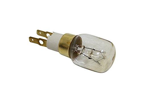 Original WHIRLPOOL 15W Kühlschrank Lampe Birne T KLICKEN TYPE 481913488178