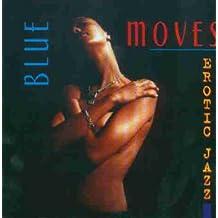 Blue Moves Vol.1-Erotic Jazz