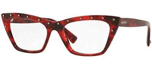 Valentino Brillen VA 3031 RED HAVANA Damenbrillen
