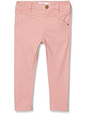 NAME IT Mädchen Hose Nitaline Skinny Twill Pant Mz Ger