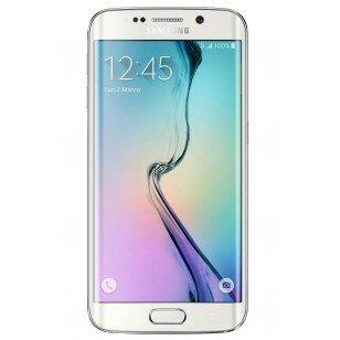 Samsung G925 Galaxy S6 Edge Smartphone, 32 GB, Marchio Tim, Bianco [Italia]