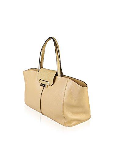 CAVALLI CLASS - Shopping Bag, - Donna Giallo