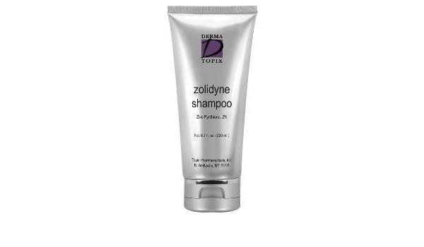 Buy Derma Topix Zolidyne Shampoo 6 7 Fl Oz Online At Low Prices In India Amazon In