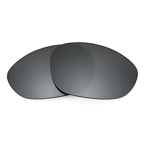 Revant Ersatzlinsen für Oakley X Metal XX Schwarz Chrom MirrorShield®